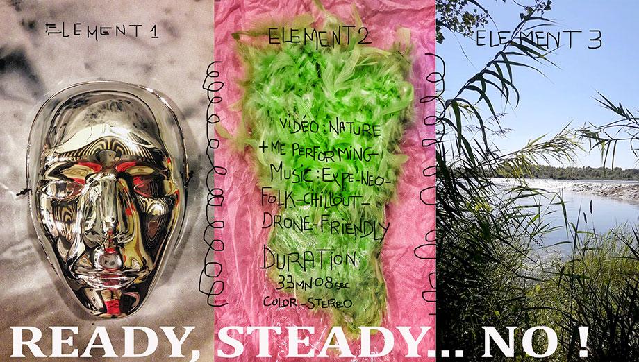 Denis BRUN - READY, STEADY...NO ! - 2020