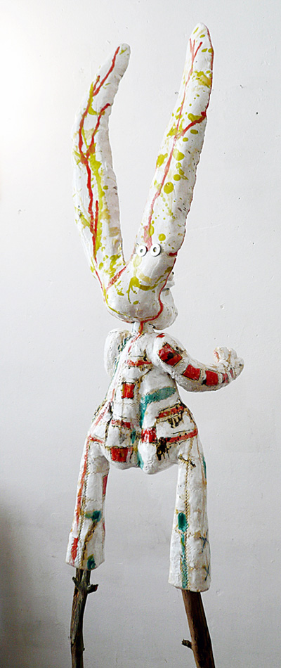 Denis BRUN - Neo-Folk Rebel Rabbit 1 - 2011