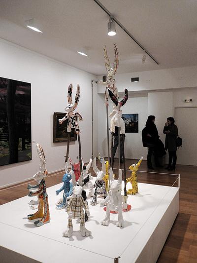 Denis BRUN - Musée Muséum GAP -  Reconstitution - 18 11 2011 au 30 04 2012