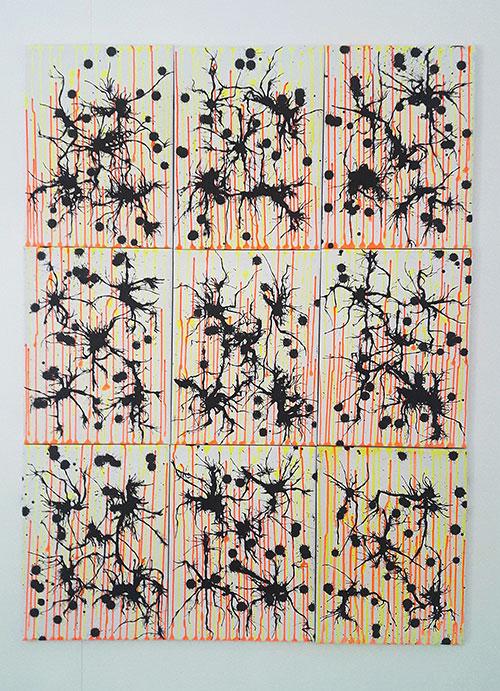 "Denis BRUN ""Jardin des Cinq Sens"" THINGS AND ANIMALS - 2019"
