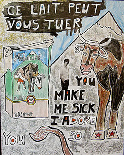 Denis Brun - You Make Me Sick