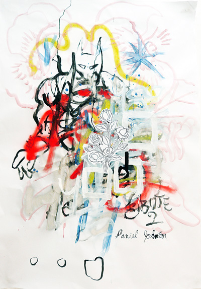 Denis Brun - Tribute to Daniel Johnston - 2012