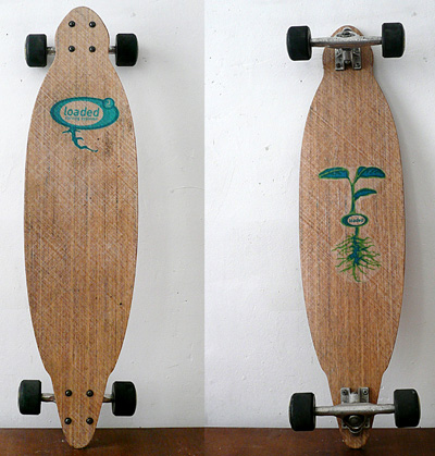 Denis Brun - Loaded Pintail Flex 3 Complete  - 2011