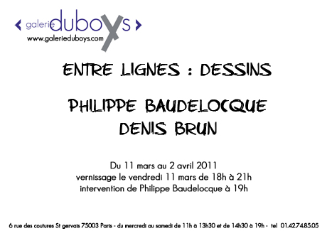 Galerie DUBOYS